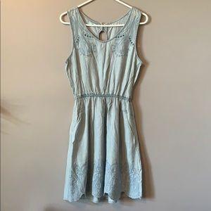 Maurice's denim dress